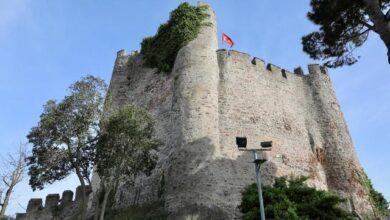 Rumeli ve Anadolu Hisarları'na restorasyon