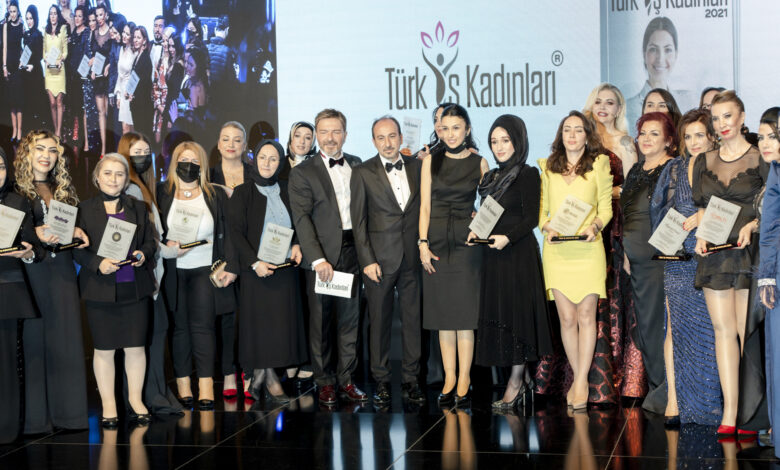 Türk İş kadınları onore edildi