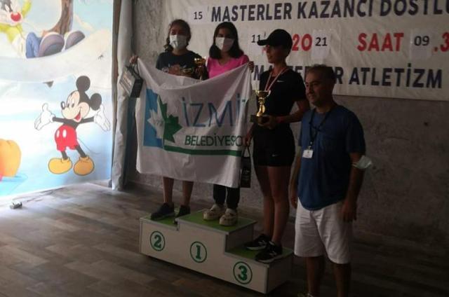 Bursa'dan şampiyon döndüler