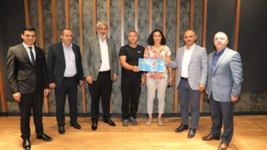 Körfez'de amatör spor kulüplerine büyük destek