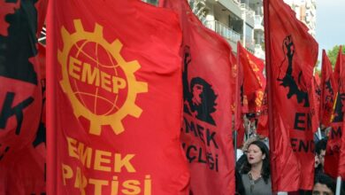 EMEP'ten Küba'ya destek