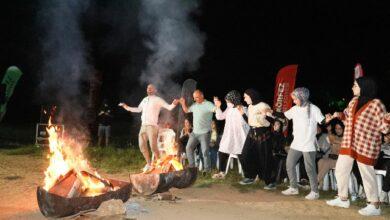 'Kamp ateşi' Körfez'i ısıttı