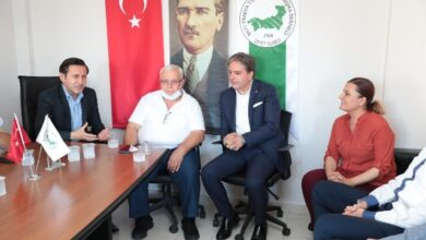 Hürriyet, Batı Trakya Türkleri ile bayramlaştı