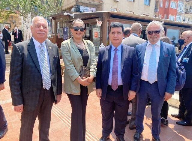 İzmir'de Kocaeli rüzgarı esti