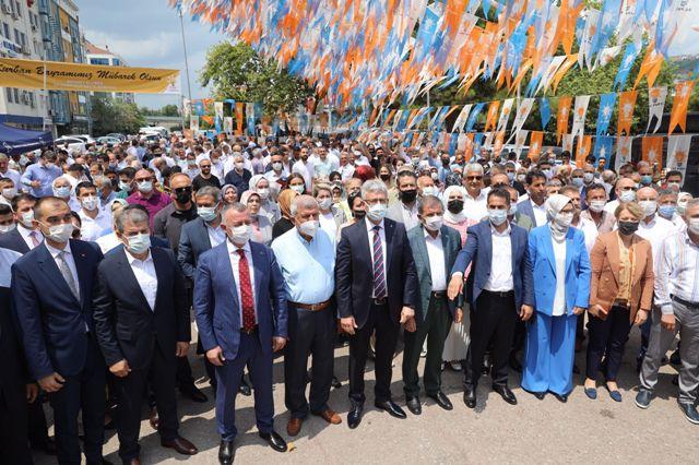 """""""Kıbrıs Türk Halkının kaderi, kaderimizdir"""""""