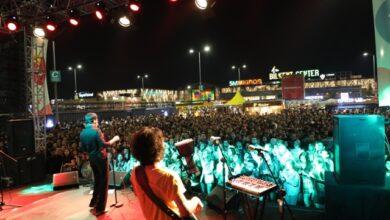 Kahve kokan konserler festivalde