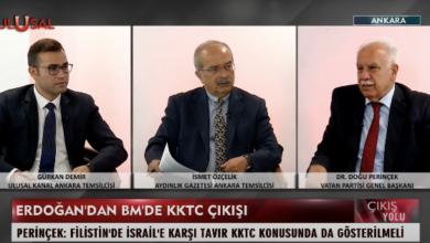 Perinçek'ten Erdoğan'a eleştiri