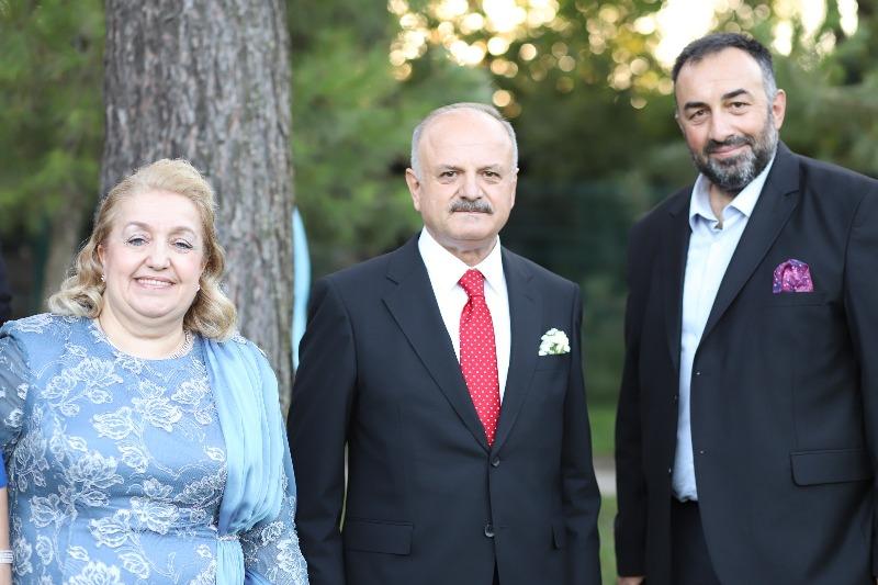 Bilal ve Anastasia dünya evine girdi
