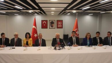 """""""TBMM'de çözüm"""" söylemi PKK'yı kurtarmak içindir"""""""