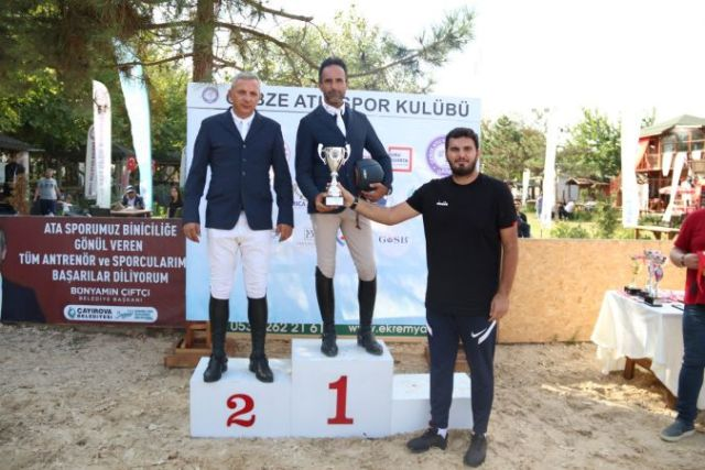 Yarışmalarda Altuğ Altay farkı