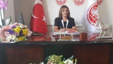 Nuray Macit, seçilmiş başkan