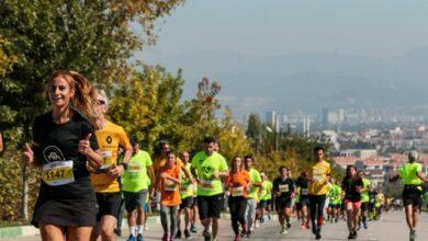 Haydi Eker maratonuna